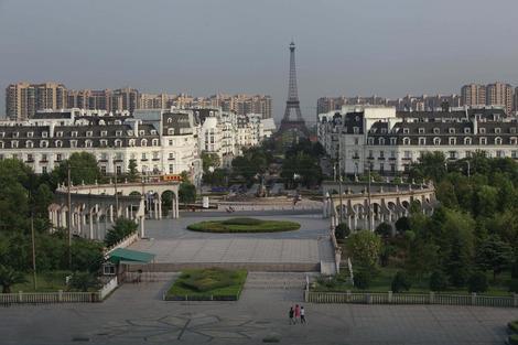 """Veliki broj """"gradova duhova"""" su replike evropskih gradova"""