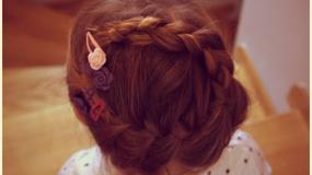 7 prostych fryzur dla dziewczynek