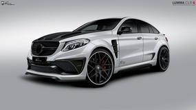 """Lumma CLR G 800 - """"wściekły"""" Mercedes GLE Coupe"""