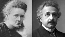 NE OBAZIRI SE NA OLOŠ Pismo Ajnštajna Mariji Kiri usred SKANDALA