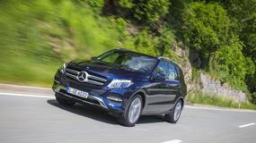 SUV w luksusowym wydaniu - Mercedes GLE