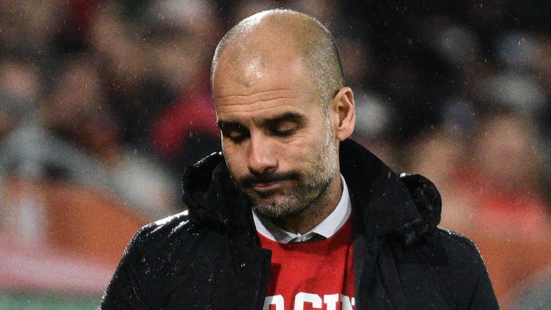 Guradiola távozhat a Bayerntől/Fotó: AFP