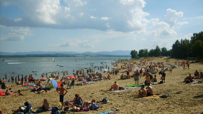 Polska, Nysa, jezioro