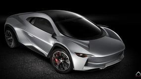 Camal Ramusa - superszybkie auto na bazie Bugatti