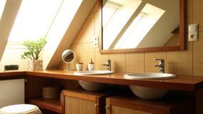 Drewno odmieni każdą łazienkę