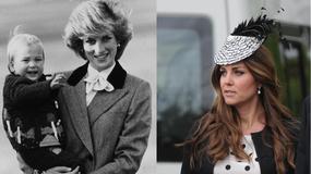 Księżna Kate wychowa dziecko tak jak Diana