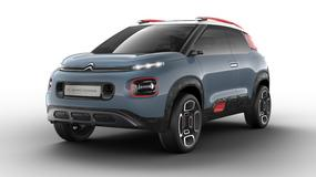 "Citroen C-Aircross Concept - mały ""SUV"" w oryginalnym stylu"