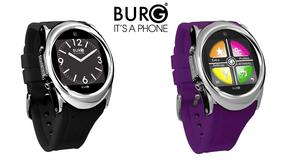 Burg 12 - smartwatch z funkcją telefonu