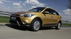 Hyundai i20 Active 1.0 T-GDi - stylizowany na terenówkę