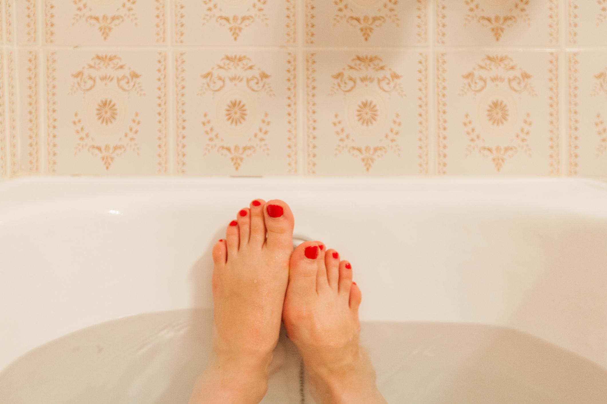 Fürdőkádak az élelmiszer- szóda prosztatitissel