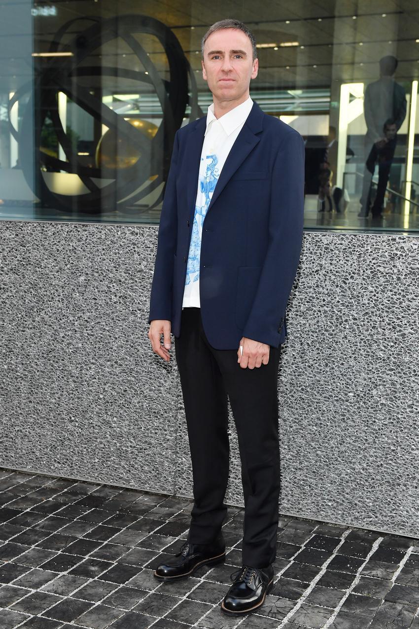 Raf Simons nowym dyrektorem kreatywnym Calvin Klein Inc.