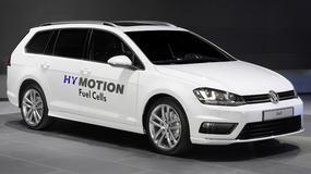 VW Golf Variant –z ogniwami paliwowymi