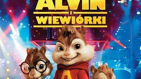 Alvin i wiewiórki - plakaty