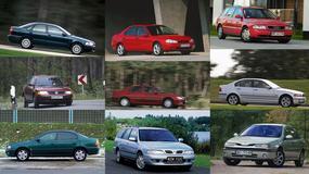 15-letnie auta klasy średniej - Kiedyś hity, a dziś?