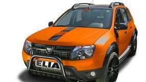 Dacia Duster zmieniona przez Elia