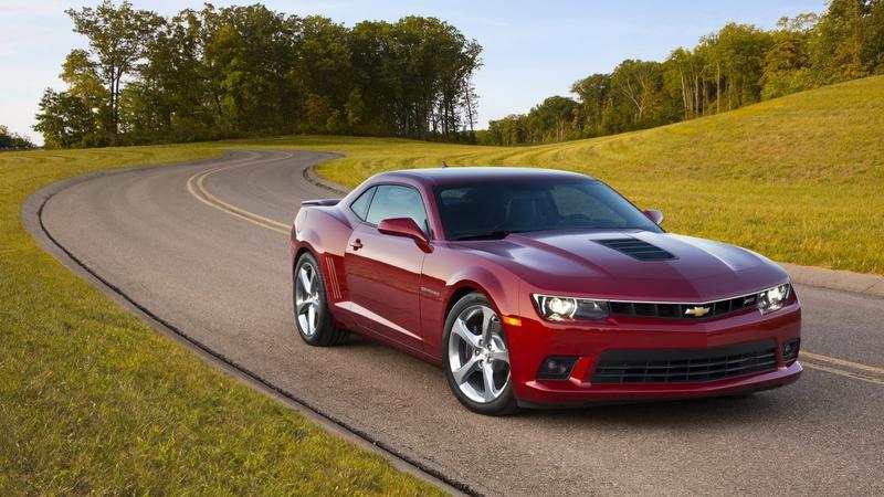 Скачать обои и фото 2014 Chevrolet…