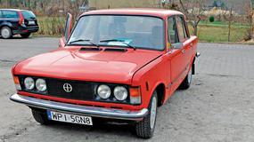 Auto z ogłoszenia - FSO 1500 drogi, bo polski