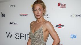 """Uroczysta premiera filmu """"W spirali"""". Katarzyna Warnke niczym gwiazda Hollywood"""
