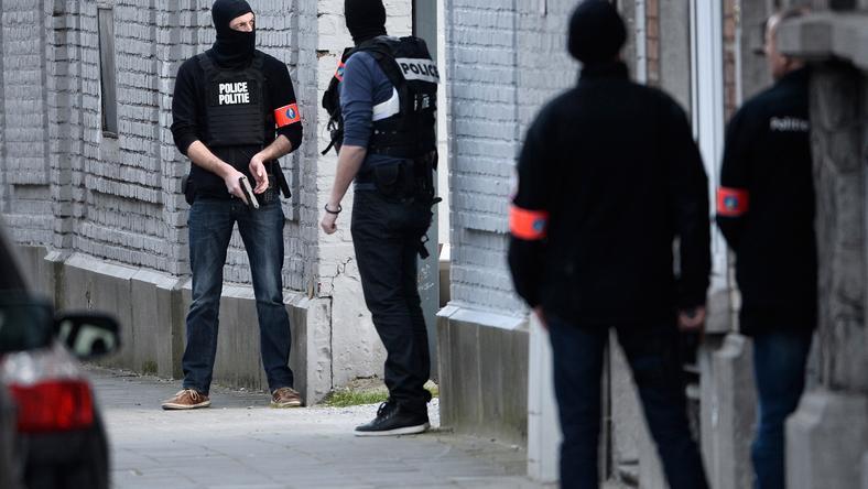 A lövöldözés egy házkutatáskor kezdődött / Fotó: AFP
