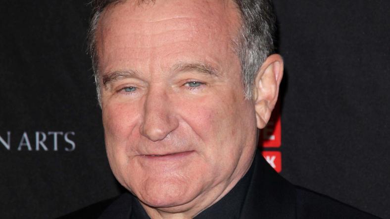 Robin Williams egyik utolsó nyilvános szereplésén /Fotó: Northfoto