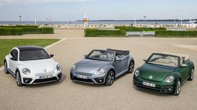 Volkswagen Beetle po małym liftingu