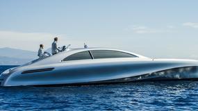 Mercedes stworzył luksusowy jacht wart 1,7 mln dol. Powstanie tylko 10 egzemplarzy