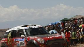 Rajd Dakar 2011: Hołowczyc utrzymał pozycję, Czachor awansuje (4.etap, wyniki)