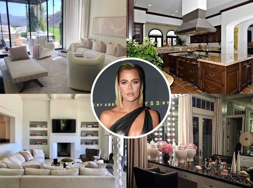 The home, which sits on nearly two acres of picturesque land overlooking Malibu Canyon, was first purchased by Khloe from Justin Bieber for $7.2 million in 2014. [EOnline]