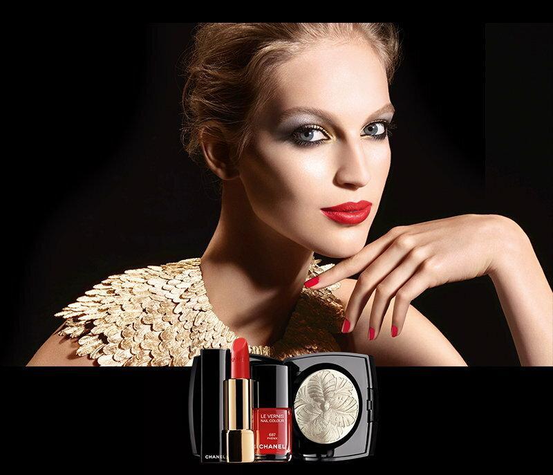 Chanel - kolekcja HOLIDAY 2014