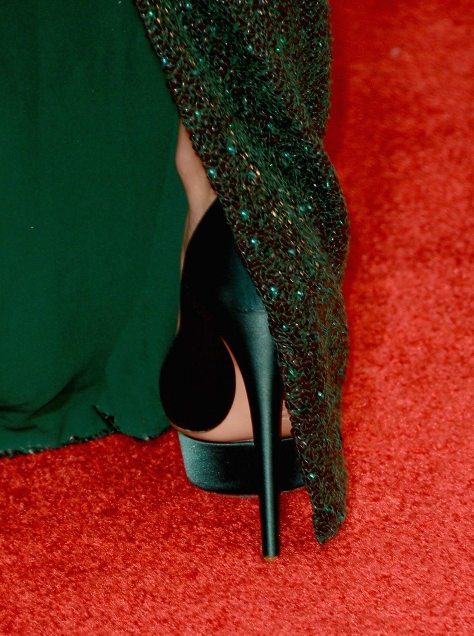 Olivia Wilde kocha obcasy od Charlotte Olympia / Getty images