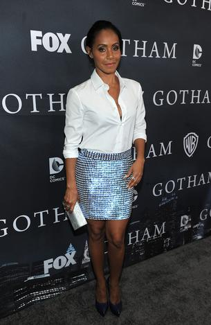Best Look: Jada Pinkett Smith w spódnicy Ashish