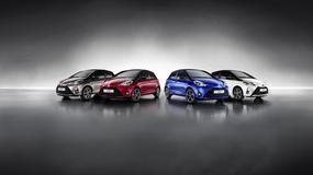 Genewa 2017: zmodernizowana Toyota Yaris z polskim silnikiem