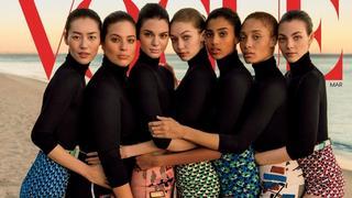 """A jednak! Modelka plus size na okładce amerykańskiego """"Vogue'a"""""""