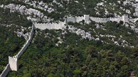 Mury obronne Stonu - dłuższy jest tylko Wielki Mur Chiński!