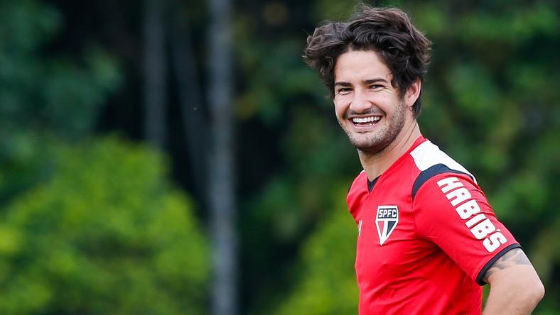 Alexandre Patótól várják a gólokat a kékek szurkolói /Fotó: AFP