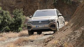 Volkswagen Touareg - nowym SUV-em w Marrakeszu