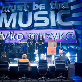 """""""Must be the music"""": Kensington gwiazdą półfinału"""
