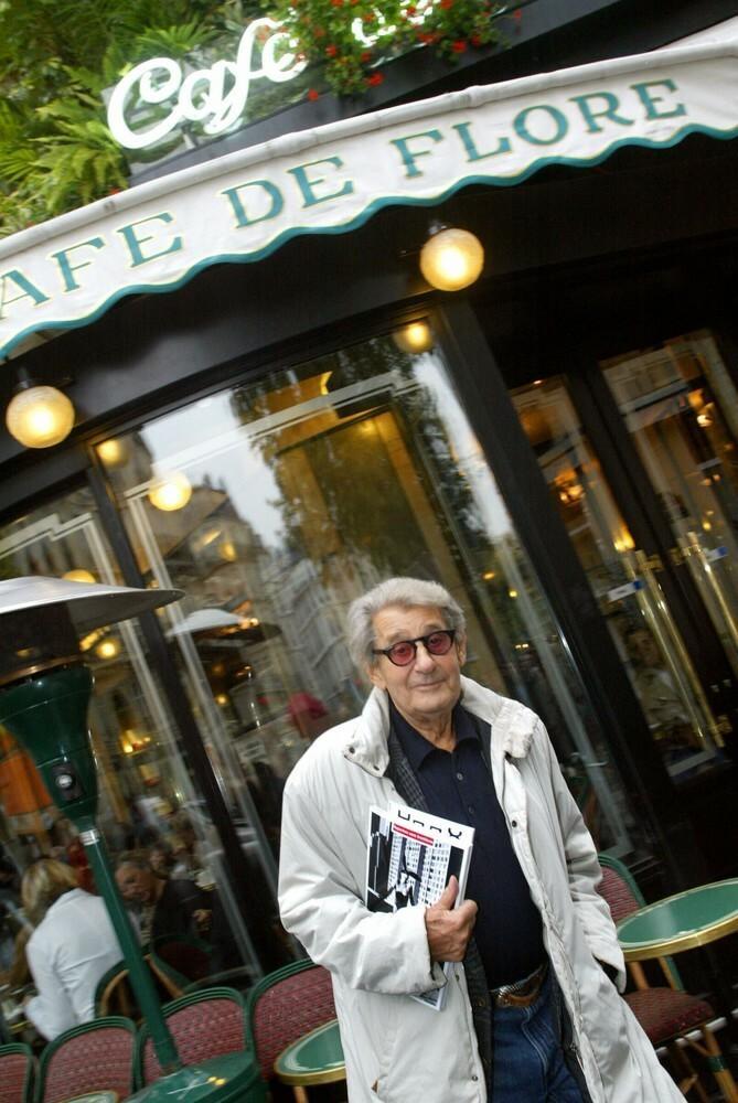 Helmut Newton w Paryżu