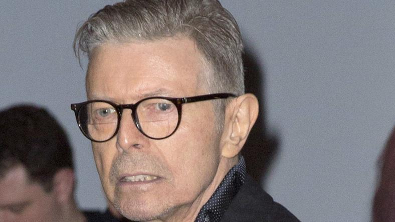 David Bowie tizennyolc hónap betegség után adta fel a harcot / Fotó: RAS Archívum