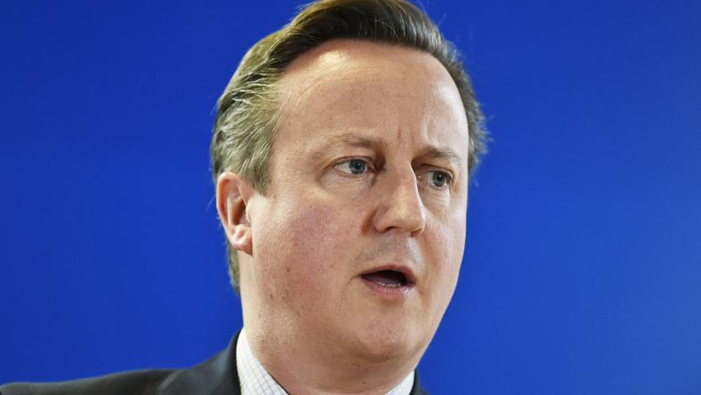 David Cameron brit kormányfőnek számos fenyegetést címzett az Iszlám Állam, és vérdíjat is kitűztek a fejére / Fotó: AFP