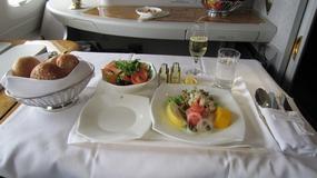 Pochwal się co jadłeś w samolocie, wrzuć zdjęcie na AirlineMeals.net
