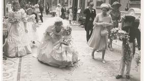 Niepublikowane zdjęcia ze ślubu księżnej Diany i księcia Karola
