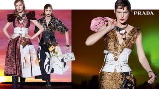 Polka i 26 gwiazd modelingu w nowej kampanii Prady