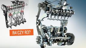 Silniki R3: trzy razy więcej kłopotów i wydatków?
