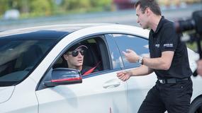 Robert Lewandowski za kierownicą Mercedesa AMG