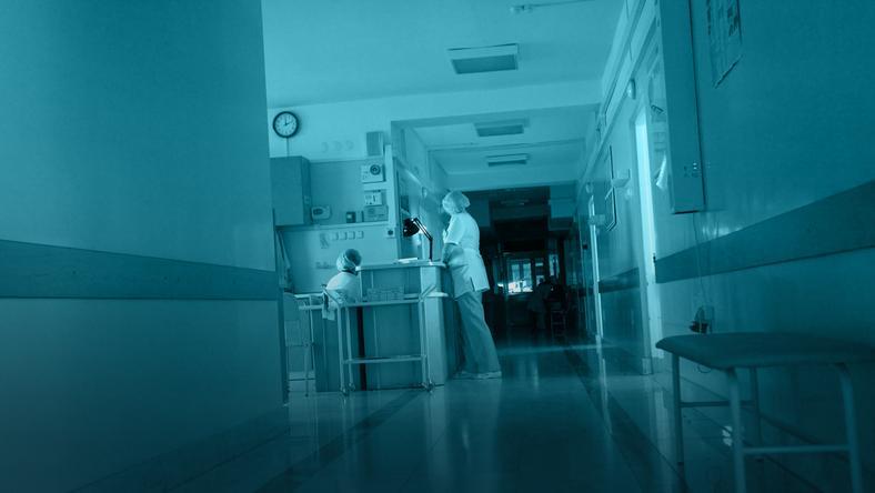 Psycholog w gdyńskim Szpitalnym Oddziale Ratunkowym