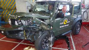 Euro NCAP: nowość z Japonii tylko z trzema gwiazdkami