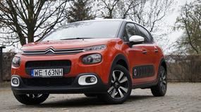Citroën C3 1.2 PureTech 82 - komfort w dobrym stylu