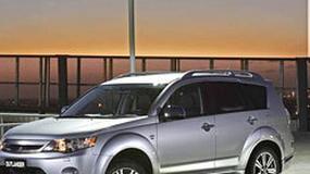 Mitsubishi Outlander V6 RX – wyjątkowa wersja dla Australii i Japonii