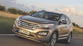 Hyundai SantaFe: pierwsza jazda nowym SUV-em z Korei